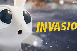 Oculus Go VR动漫《入侵!》INVASION! VR儿童益智动画动漫观影游戏下载