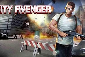 Oculus Quest游戏《侠盗猎手车/城市复仇者VR》City Avenger VR游戏下载
