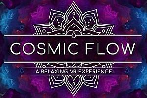 Oculus Quest 应用《流动宇宙VR》Cosmic-Flow 放松的VR体验游戏下载