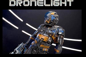 Oculus Quest游戏《防御射击/击杀无人机VR》DroneLight VR游戏免费下载