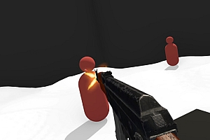 Oculus Quest 游戏《VR目标训练师》VR Aim Trainer 游戏破解版下载