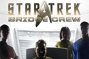 Oculus Quest版《星际迷航:舰桥船员VR》Star Trek: Bridge CrewVR 游戏下载