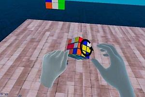 Oculus Quest 游戏《魔方VR》Speed Cube XR 益智VR游戏下载