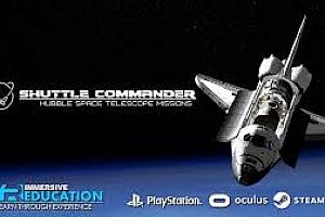 Oculus Quest 游戏《航天指挥官VR》Space Shuttle Commander VR游戏下载