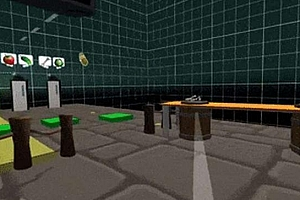 Oculus Quest游戏《美食捕手》Food Flinger VR 游戏下载
