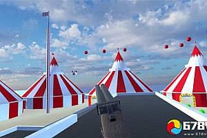 Oculus Quest游戏《流行射击/彩弹射击VR》Pop Shot Quest VR游戏下载