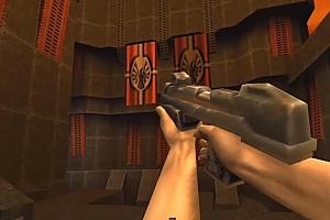 Oculus Quest游戏《雷神之锤2VR》Quake 2 VR游戏quest版下载