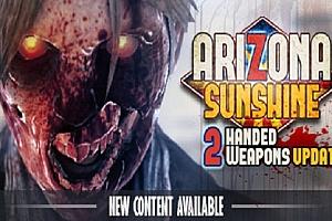 steamPC VR游戏《利桑那阳光全》亚DLC豪华版本 (Arizona Sunshine) PCVR游戏下载