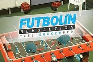 Oculus Quest游戏《桌上足球/迷你足球VR》Futbolín Revolution VR游戏下载