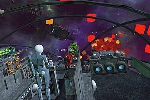 Oculus Quest游戏《太空模拟联盟VR》Space Pilot AllianceVR 游戏下载