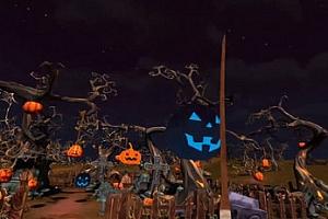 Oculus Quest游戏《粉碎南瓜VR》smash calabaza VR