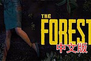 steamPC VR游戏:《森林VR》The Forest VR 可联机游戏