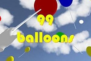 Oculus Quest 游戏《99个气球VR》99 Balloons VR游戏下载