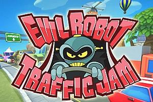 Oculus Go游戏《汽车塔防VR》Evil Robot Traffic Jam VR一体机游戏下载