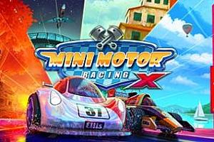 Oculus Quest 游戏《VR迷你赛车手X》Mini Motor Racing X VR游戏下载