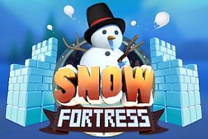 Oculus Quest游戏《雪城堡VR》Snow FortressVR 打雪仗游戏下载