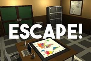 Oculus Quest游戏《逃离火场VR》Escape! 模拟火灾逃生VR游戏下载