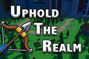 steamPC VR游戏《维护王国》(Uphold The Realm) vr game crack 塔防VR游戏下载