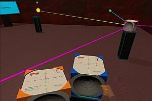 Oculus Quest 游戏《VR激光校对器》LaserBlaze VR游戏下载