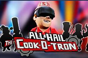 Oculus Quest 游戏《库克烹饪VR》All Hail The Cook-o-tron VR餐厅游戏