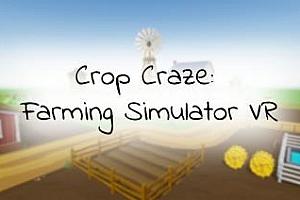 Oculus Quest 游戏《VR模拟农场》Crop Craze: Farming Simulator VR