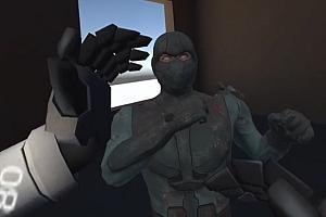 Oculus Quest游戏《VR格斗》DrakaVR 游戏下载