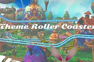 Oculus Quest 游戏《VR主题过山车》Theme Roller Coaster VR游戏