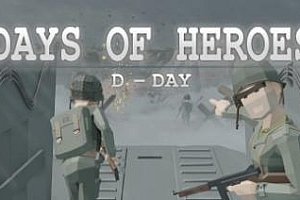 Oculus Quest 游戏《英雄登陆日VR》Days of Heroes: D-Day VR