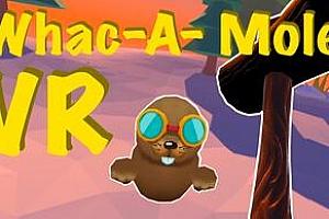 Oculus Quest游戏《VR打地鼠》 Whac-A-Mole VR