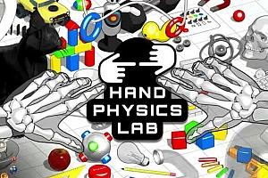 Oculus Quest 游戏《手物理实验室VR》Hand Physics LabVR