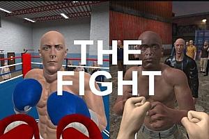 Oculus Quest 游戏《战斗拳击VR》The Fight VR 打擂台游戏下载
