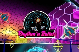 Oculus Quest 游戏《节奏子弹VR》Rhythm 'n Bullets VR