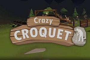 Oculus Quest 游戏《VR疯狂的槌球》Croquet VR 游戏下载