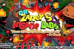Oculus Quest 游戏《疯狂实验室VR》Dr Zaney's Insane Labs VR