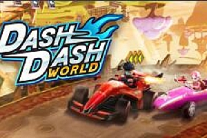 Oculus Quest 游戏《VR冲刺赛车》DashDash World VR