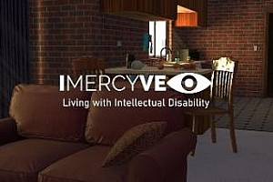 Oculus Quest 游戏《VR残疾人士》Imercyve Living with Disability VR