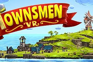 steamPC VR游戏:《家园VR》Townsmen VR vr game crack 即时战略VR游戏