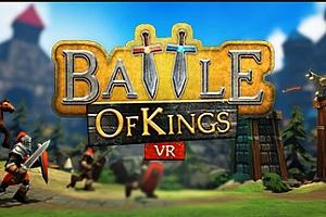 steamPC VR游戏:《国王之战VR》Battle of Kings VR 塔防VR游戏