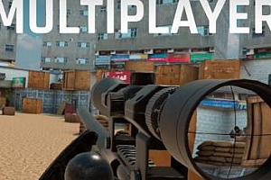 Oculus Quest 游戏《士兵突击VR》Aim XR – Multiplayer Alpha Build 免费下载