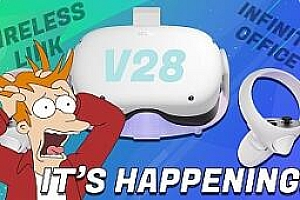 Oculus Quest2 V28版本 更新与教程、免费提供更新服务