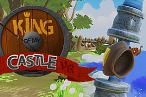 steamPC VR游戏:《城堡之王 VR》King of my Castle VR