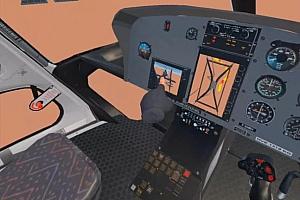 Oculus Quest 游戏《VR直升机模拟》NextGen Helicopter Simulator VR