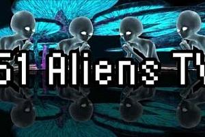 OculusQuest 游戏《51外星人TV》51 Aliens TV
