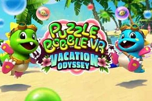 Oculus Quest 游戏《泡泡龙VR》Puzzle Bobble VR: Vacation Odyssey VR