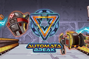 steamPC VR游戏:《自动化防御VR》Automata Break VR