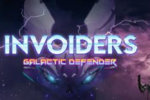 Oculus Quest 游戏《银河防御者VR》INVOIDERS Galactic Defender VR