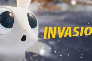 Oculus Quest 动漫VR《入侵VR》INVASION! Anniversary Edition VR