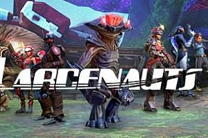 Oculus Quest 游戏《盗贼-守望先锋VR》Larcenauts vr 一体机游戏