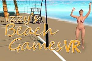 Oculus Quest 游戏《伊兹的沙滩游戏 VR》Izzy's Beach Games VR
