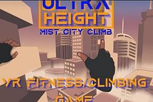 Oculus Quest 游戏《VR攀爬迷雾城市》Ultra Height: Mist City Climb VR